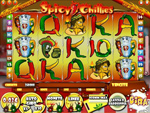 slot machine spicy chillies