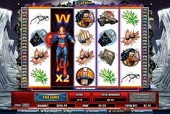 bonus save the world slot superman
