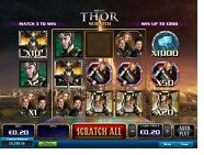 tabella pagamenti slot thor the mighty avenger