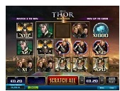 slot machine thor the mighty avenger