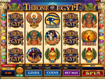 slot online throne of egypt gratis