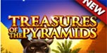 slot machine bar treasure of the pyramids