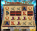 slot igt treasures of troy