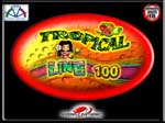 slot machine tropical line 100