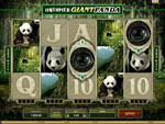 slot machine untamed giant panda