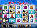 slot gratis wild huskies