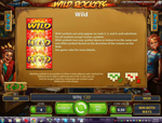 slot machine gratis wild rockets