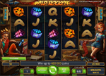 slot machine online wild rockets
