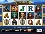 slot xcalibur